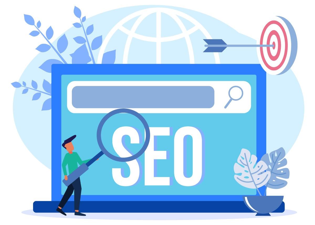 hva er seo - websider